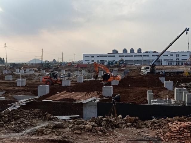 Nhà máy Geortek Vina - Bắc Ninh