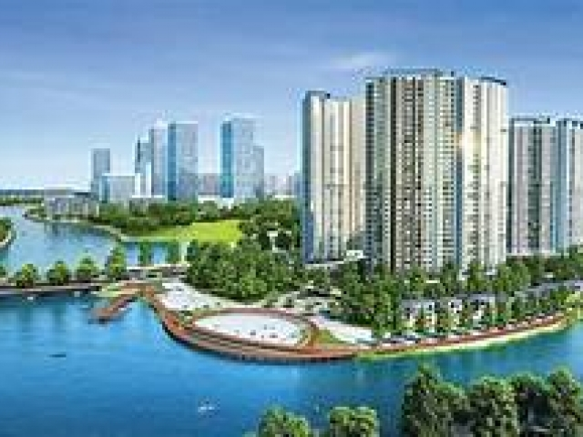 Tòa nhà A3, A4 Aquabay - Ecopark, Hưng Yên