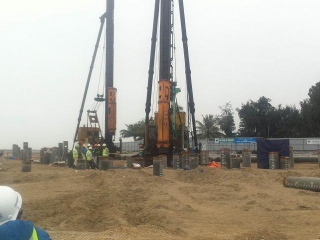 Cảng Lạch huyện Hải Phòng