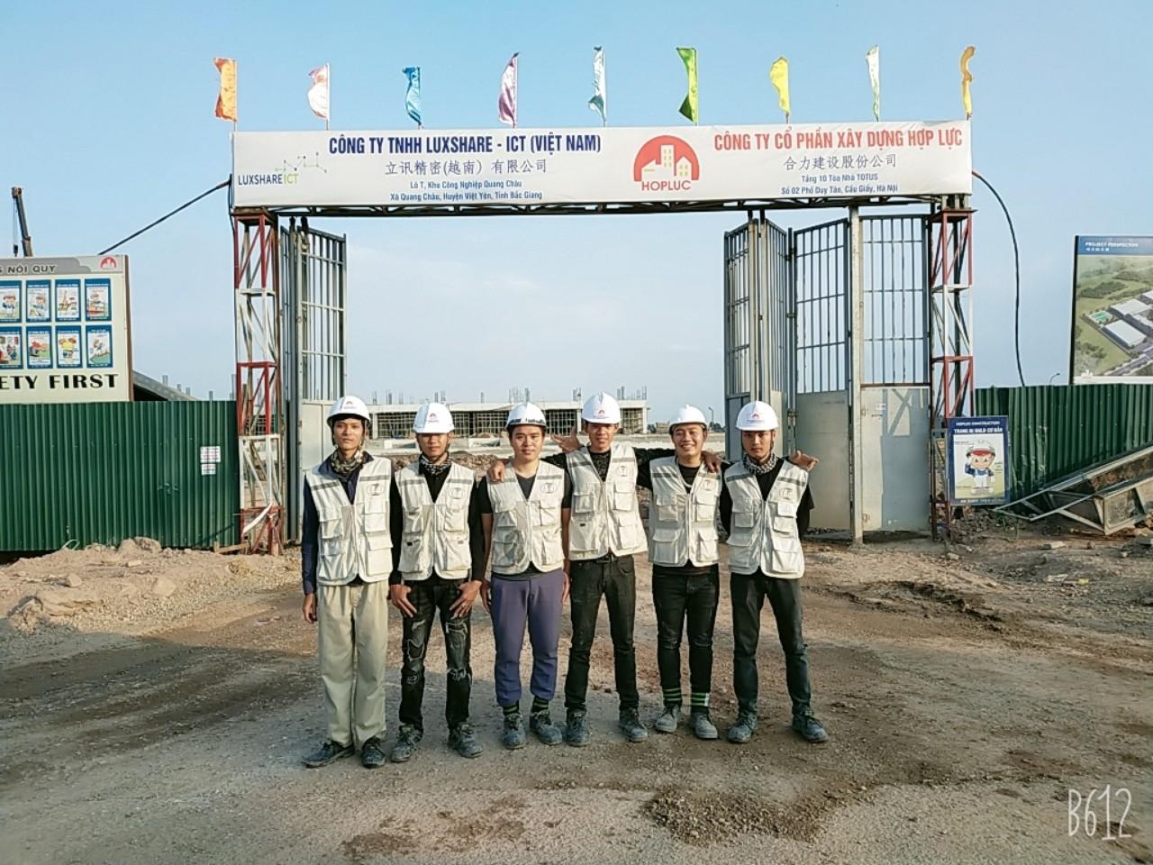 Trắc đạc công trình nhà công nghiệp - Thế mạnh của MDC